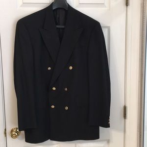 Wool Blazer by Burberry